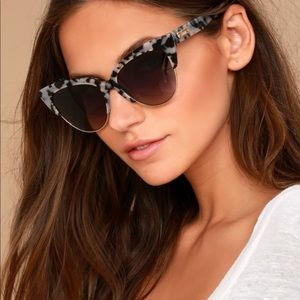 Accessories - Sonix dafni cat eye sunglasses.